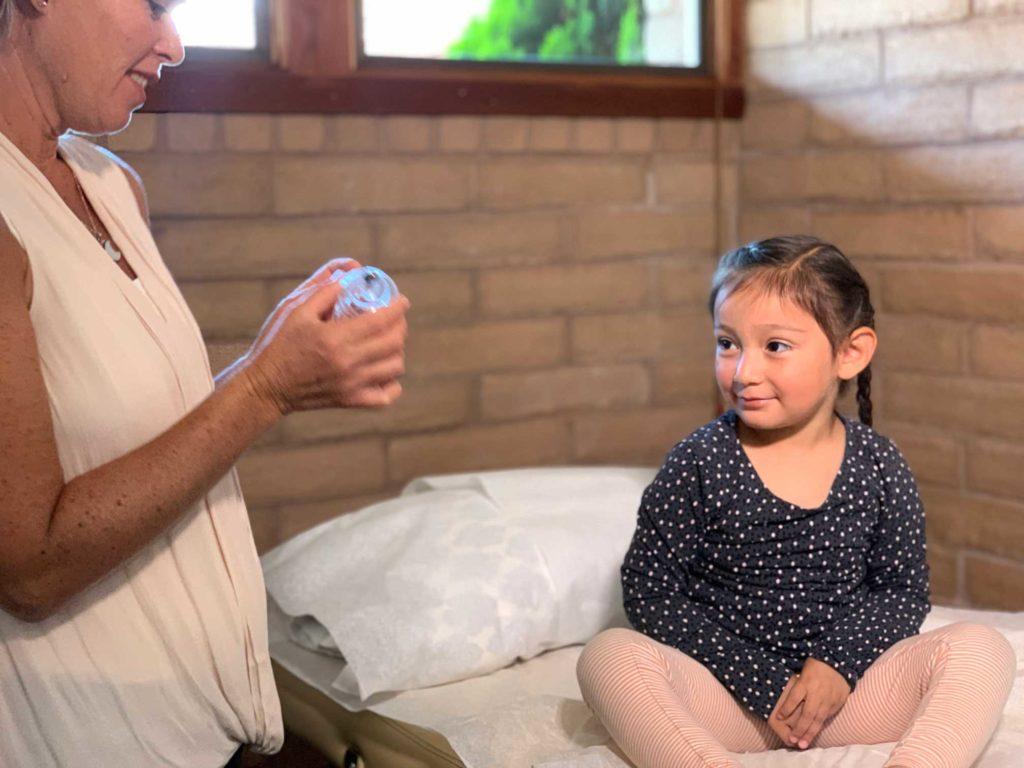 Santa Cruz Family Acupuncture Pediatric Cupping